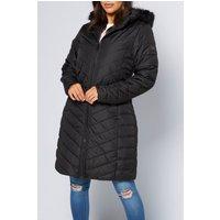 Regatta Fritha Black Coat