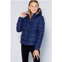Older Girls School Micro Fleece Lined Padded Jacket