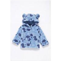 Babys Blue Fleece Jacket