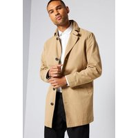 Selected Homme Cotton Trench Coat