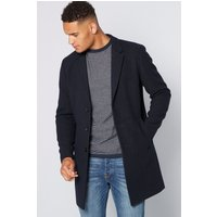 Jack and Jones Recycled Wool Blend Coat
