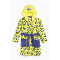 Boys Minions Yellow Robe.