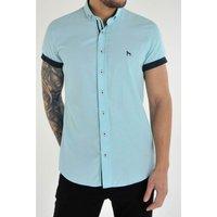 Bewley and Ritch Plain Short Sleeve Shirt