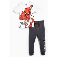 Boys Spiderman T-Shirt and Jogger