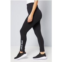 DFND Houston Black Leggings