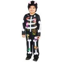Peppa Pig Skeleton Costume