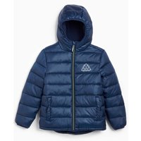 Boys Quilted Micro Fleece Lined Puffer Jacket