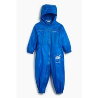 Younger Boys Regatta Puddle IV Breathable Waterproof Puddle Suit