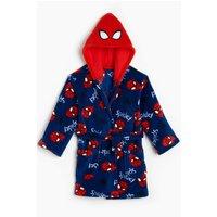 Boys Spiderman Robe