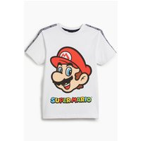 Boys Super Mario Short Sleeve T-Shirt.