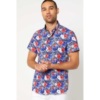 Bewley and Ritch Been Multi Short Sleeve Shirt
