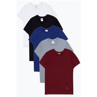 Boys Hype Pack of 5 T-Shirts