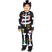 Peppa Pig Skeleton Halloween Costume