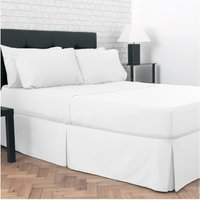 200 Count Percale Flat Sheet