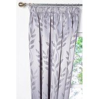 Norfolk Lined Pencil Pleat Curtains and Tie Backs