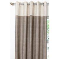 Eyelet Cotton Curtains