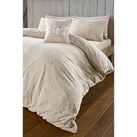 Ultra Cosy Teddy Fitted Sheet