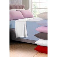 Silentnight Brushed Cotton Flannelette Sheet Set