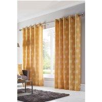 Whisper Lined Eyelet Curtains