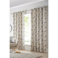 Sherwood Lined Eyelet Curtains