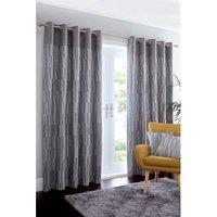 Michigan Lined Eyelet Curtains