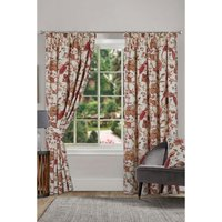 Kensington Pencil Pleat Lined Curtains