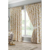 Norbury Lined Pencil Pleat Curtains