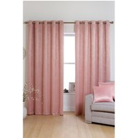 Rosa Woven Blockout Eyelet Curtains and Cushion Covers