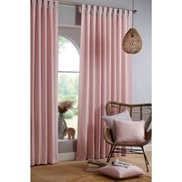 Recycled Tab Top Unlined Curtains