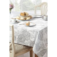 Grace Floral Round Table Cloth