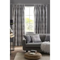 Arden Lined Pencil Pleat Curtains