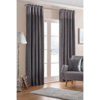 Nova Lined Eyelet Curtains
