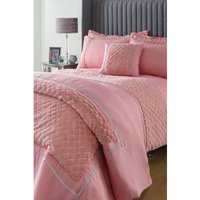 Sequined Teddy 7-Piece Full Bed Ensemble