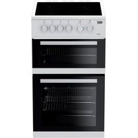 Beko 50cm Ceramic Electric Cooker