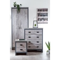 Boston 3 Piece Bedroom Set