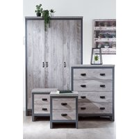 Boston 4 Piece Bedroom Set