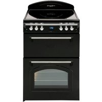 Leisure Gourmet 60cm Range Style Electric Cooker with Ceramic Hob