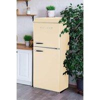 Galanz 215L Retro Fridge Freezer
