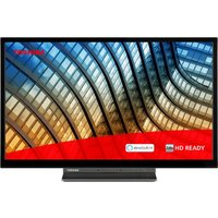 Toshiba 24 Inch 24WK3C63DB 2K Dual Core Processor Smart TV