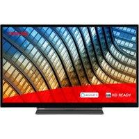 Toshiba 32 Inch 32WK3C63DB 2K Dual Core Processor Smart TV