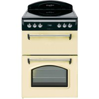 Leisure Heritage Double Oven 60cm Electric Cooker