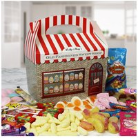 Personalised Old Fashioned Sweet Shop.
