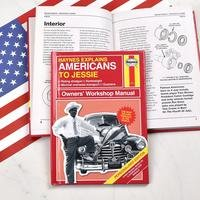 Personalised Haynes Explains Americans.