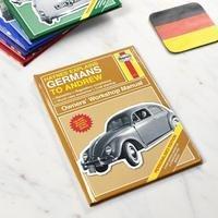 Personalised Haynes Explains Germans.