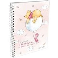 Personalised Winnie the Pooh and Piglet A Grand Adventure A5 Notepad