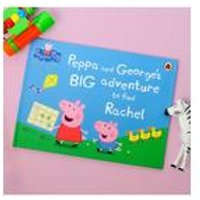 Personalised Peppa Pig Big Adventure Book