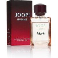 Personalised JOOP! Homme 75ml Deodorant Spray.
