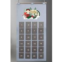 Personalised Elf Advent Calendar