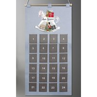 Personalised Rocking Horse Advent Calendar