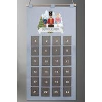Personalised Nutcracker Advent Calendar